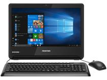 "Computador All in One Positivo Union UD3532 - Intel N3060 4GB 32GB LED 18,5"" Windows 10"