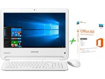 Computador All in One Positivo Union UD3550 - Intel Dual Core 4GB 500GB + Microsoft Office 365