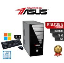 Computador ASUS I5 7Ger 8gb 1Tb DVD Win Kit