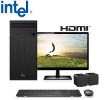 Computador com monitor 15,6 intel dual core 2gb 320gb 3green -