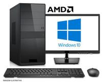 Computador Completo com Monitor LED 185 4GB HD 320GB - Ps
