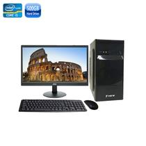 Computador Completo I5 8gb Hd 500gb Monitor 19 + Wi-fi - Optimus