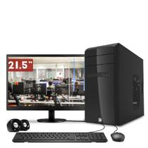 Computador CorPC Intel Core i7 8GB DDR3 HD 1TB Monitor LED 21.5