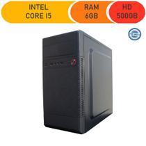 Computador Corporate I5 6gb de Ram Hd 500 Gb -