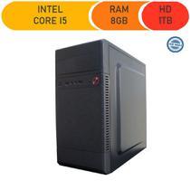 Computador Corporate I5 8gb Hd 1tb -