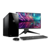 Computador Dell XPS-8930-A7GMM 8ª Geração Intel Core i7 16GB 2TB+SSD GeForce GTX 1070 Windows 10 + Monitor