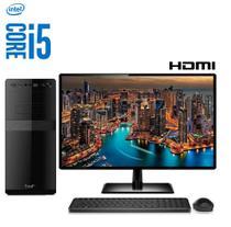"Computador Desktop Completo com Monitor 19.5"" HDMI Wifi Intel Core i5 8GB HD 1TB EasyPC Terabyte -"
