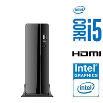 Computador Desktop Intel Core i5 8GB HD 1TB Wifi HDMI Full HD EasyPC Terabyte Slim -