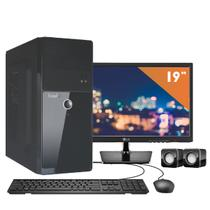 Computador EasyPC Intel Core i5 4GB HD 500GB Monitor 19.5 LG 20M37A
