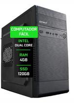 Computador Fácil Intel 4GB SSD 120GB - Fácil Computadores
