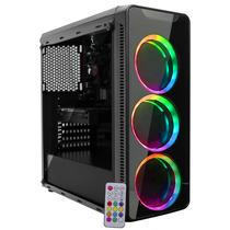Computador Gamer BestON Intel Core i7 (Geforce GTX 1060 3GB) 16GB RAM SSD 240GB HD 3TB Fonte 500W 80 Plus - Easypc