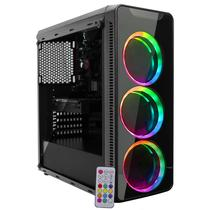 Computador Gamer BestON Intel Core i7 (Geforce GTX 1060 3GB) 8GB RAM SSD 120GB HD 1TB Fonte 500W 80 Plus - Easypc