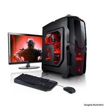 Computador Gamer Completo Com Monitor Led Intel Core I5 8Gb Hd 1Tb (Nvidia Geforce Gt) Kit Gamer - marketpc