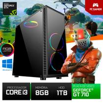 Computador Gamer Core i3 GT710 2GB 1TB 8GB RAM - Yes shop