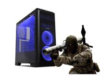 Computador Gamer I5, 8gb Ddr3, Ssd 120Gb, Placa Video 2gb Ddr3 - Tornado azul