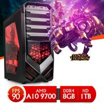 Computador Gamer Neologic NLI80293 Amd A10 9700 8GB  (Radeon R7 Integrada) 1TB