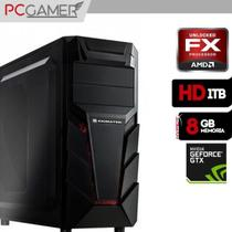 Computador Gamer SoundWave, AMD FX-8350, 8GB Ram, GTX 750 TI, 1TB