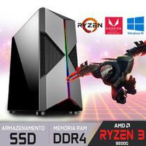 Computador Gamer SPECTRUM AMD RYZEN 3 3200G, RAM 8/16GB, SSD, RADEON VEGA 8, Windows 10 - ALFATEC