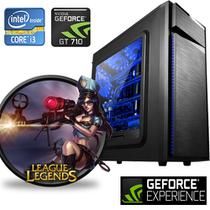 Computador Gamer YessTech X Core i3 1000GB HDD/8GB RAM GT710 2GB 64 Bits - Yes shop