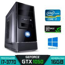 Computador Gráfico Intel Core i7-3770 RAM 16GB HD 1TB GTX 1050 Windows 10 - Alfatec