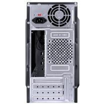 Computador Home H100 - Celeron Dual Core J1800 2.41ghz Mem 8gb Ddr3 Sodimm Hd 500gb Hdmi/vga Fonte 200w - Skul