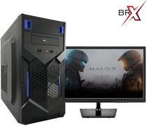 Computador i5 Com Monitor LED 8GB HD 1TB Windows 10 Pro BRPC - Br-pc