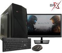 Computador i5 com Monitor LED, Teclado e Mouse 8GB 2TB Win 7 Pro BRPC - Br-pc