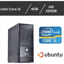 Computador Intel Core I5 4gb HD 320gb - Star gdl