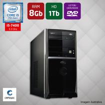 Computador Intel Core i5 7ª Geração 8GB HD 1TB DVD Certo PC SELECT 029