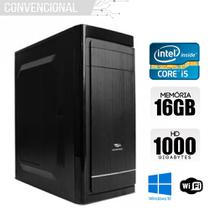 Computador Intel Core i5 Haswell 3.3 Ghz, 16GB Ram, HD 1TB, Windows 10 - Alfatec