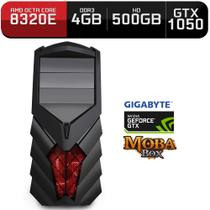 Computador Neologic Gamer Moba Box Octa Core Amd FX8320E,  Gtx 1050, 4Gb, 500Gb - Nli68651