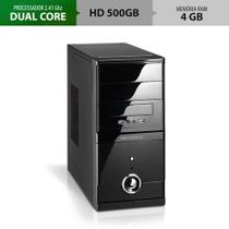 Computador Neologic Intel Dual Core 2.41Ghz 500Gb 4Gb Ram Nli61361