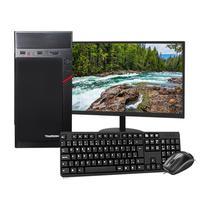Computador Pc Completo Core i5 4 Geração 8gb Hd 500gb Monitor 19 Wi-fi - Intel