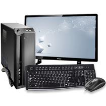 Computador Pc Intel Core I5 2Geração 4gb Hd 500gb Gabinete Slim 110v -