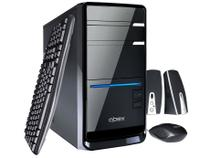 Computador/PC Qbex UDP Atlas Gold  - c/ AMD Brazos C60 1.0GHz 2GB 400GB