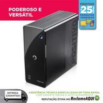 Computador Positivo Stilo C4500Bk Celeron 4GB HD Windows 10 Home - Preto -