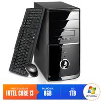 Computador Smart Pc 80191 Intel Core i3 (8GB HD 1TB) Windows 7