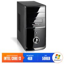 Computador Smart Pc 80197 Intel Core i3 (4GB HD 500GB) Windows 7
