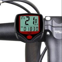 Computador Velocímetro Digital 15 Funções Acessório De Bike - AAA