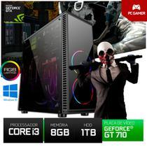 Computador Yesstech X Core I3 8gb (GT710 2gb) 1000gb + Apex -
