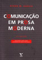 Comunicação Em Prosa Moderna - 27Ed Nova Ortografia - FGV