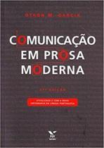 Comunicação em prosa moderna - Fgv -