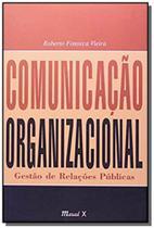 Comunicacao organizacional: gestao de relacoes pub - Mauad -