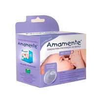 Concha para Preparação do Mamilo Amamente - Base Rígida (pré-parto) -