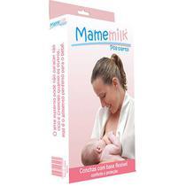 Concha pós-parto base flexível mamymilk -