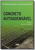 Concreto Autoadensável 2a edição - Pini -