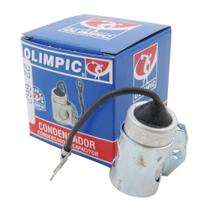 Condensador Olimpic Opala Caravan Veraneio Pick Up 4 / 6 Cilindros 1969 à 1984 -