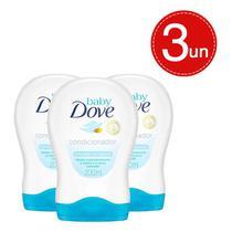 Condicionador Baby Dove Hidratação Enriquecida 200ml Leve 3 Pague 2 -