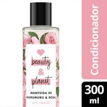 Condicionador Love Beauty & Planet Manteiga de Murumuru & Rosa 300ml - Love Beauty Planet