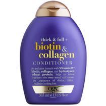 Condicionador OGX Biotin & Collagen 385mL -